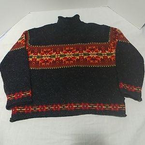 Abercrombie Fitch wool sweater medium